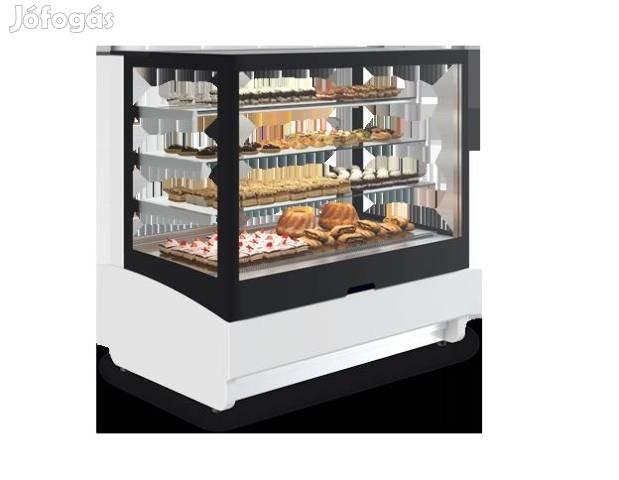 Süteményes hűtő, süteményes pult, süteményes vitri