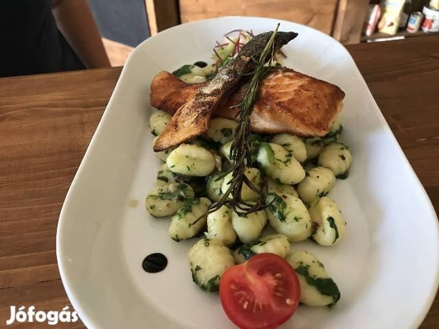 Szakács munkatársat keresünk olasz stílusú étterembe, 3. Kép