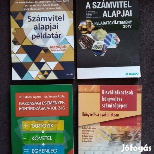 Számvitel könyvek