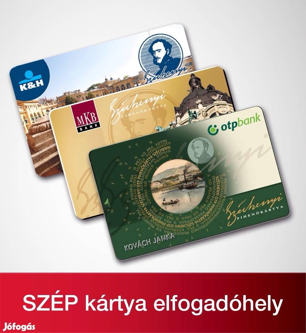Szép kártya beváltás országosan (szépkártya beváltás) saját célra