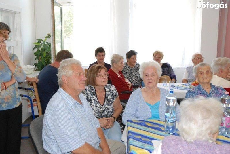 Szociális gondozót keresünk budaörsi idősek otthonába nővérszálló is