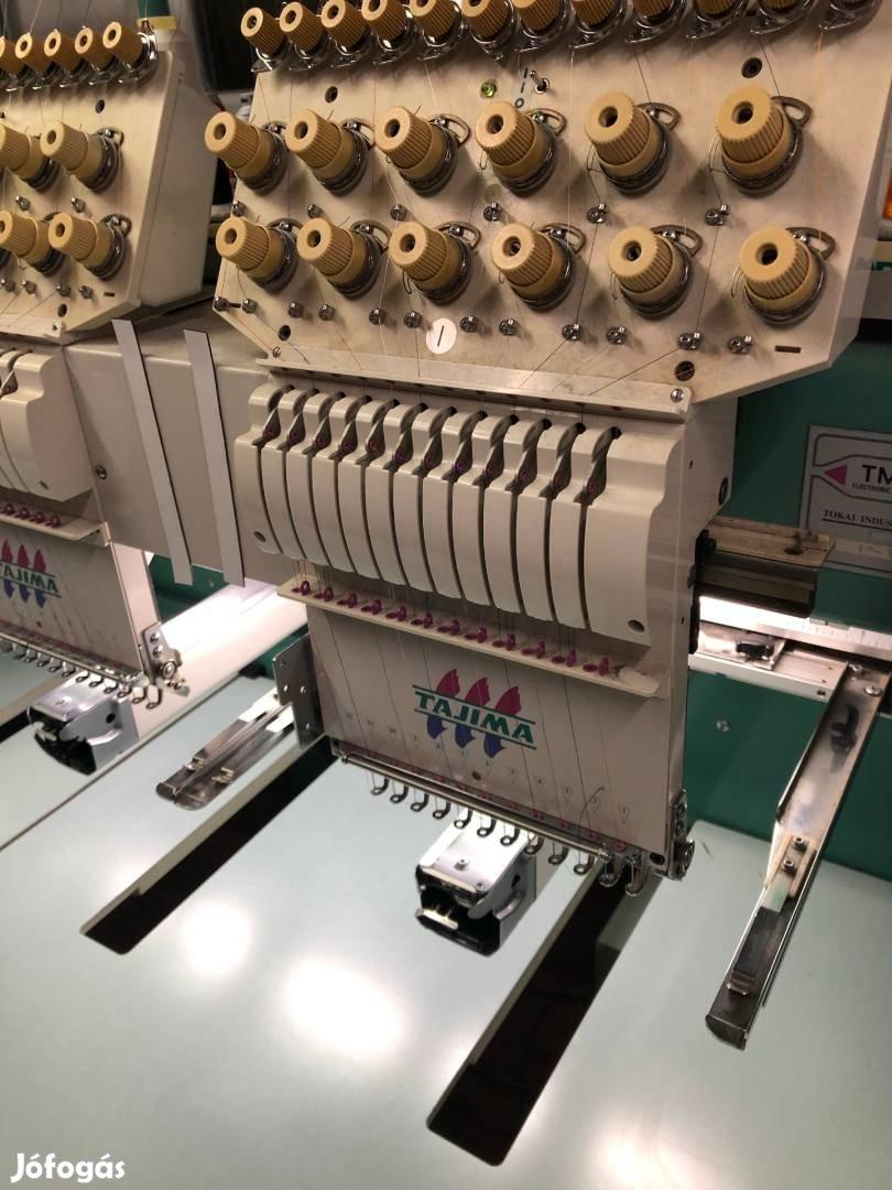 Tajima hímzőgép, 2. Kép