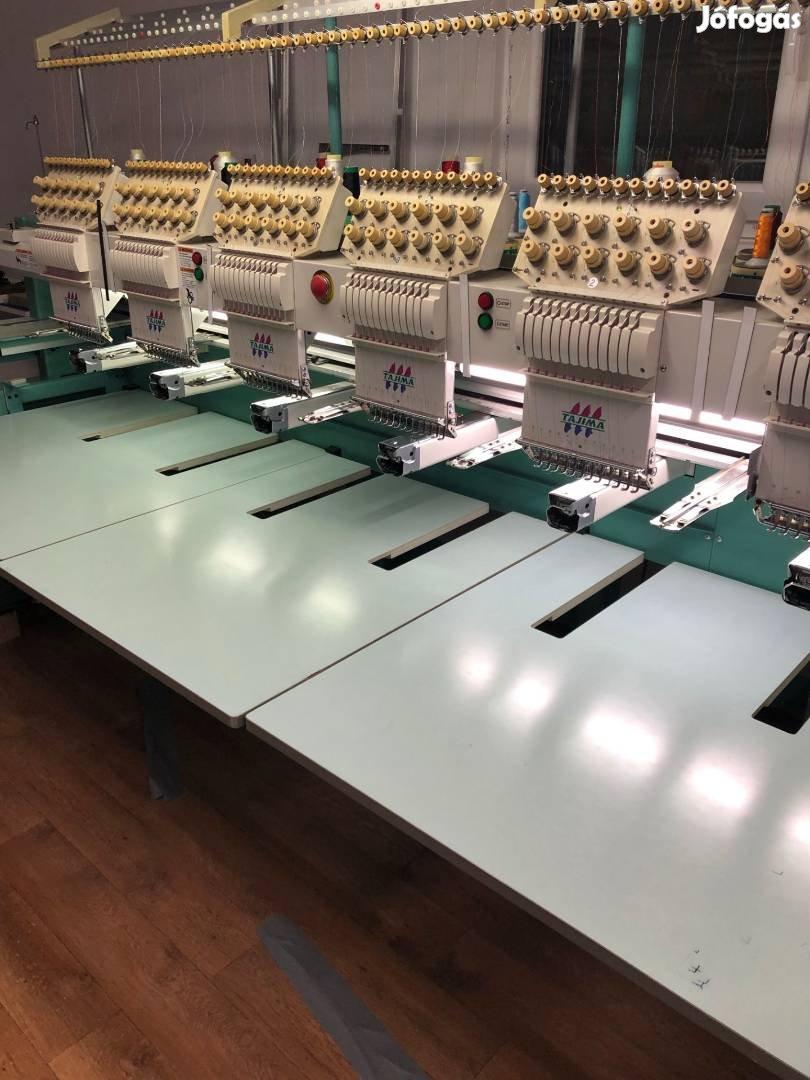 Tajima hímzőgép, 3. Kép