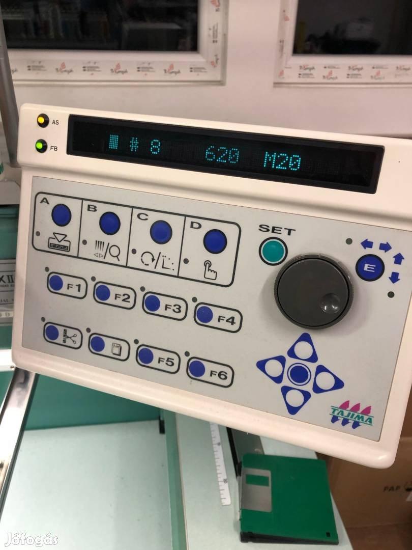 Tajima hímzőgép, 6. Kép