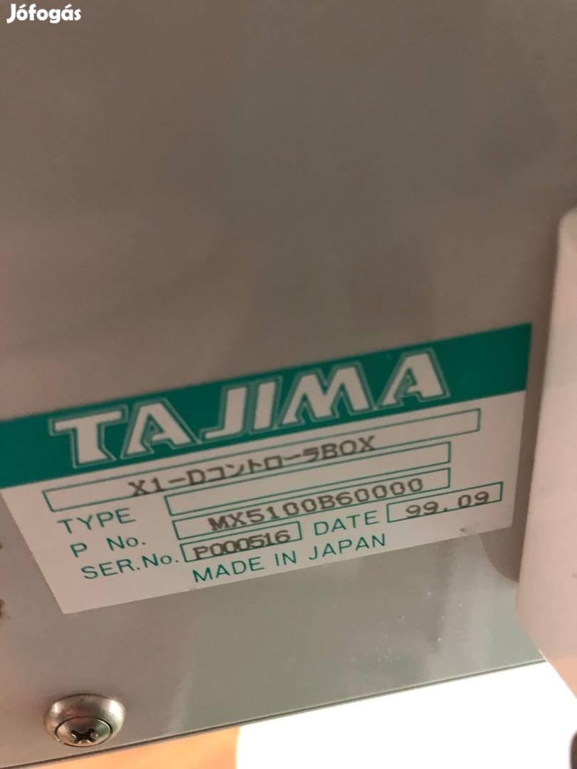 Tajima hímzőgép, 5. Kép