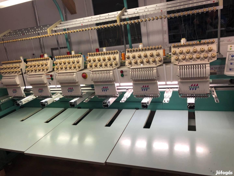 Tajima hímzőgép, 1. Kép