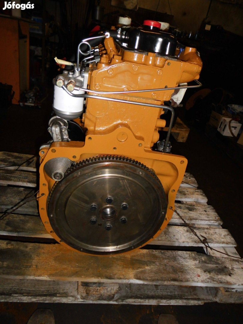 Targonca , Perkins Motor :JCB- 3CX Rakodógéphez Főjavítva Eladó !!
