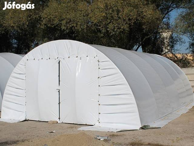 Tároló és álattartó új sátrak