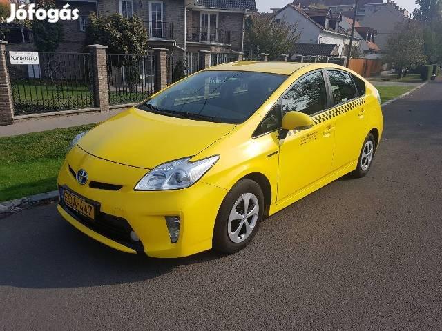 Taxi Kiadó!Toyota Prius Hybrid Taxisofőröket felveszünk!, 1. Kép