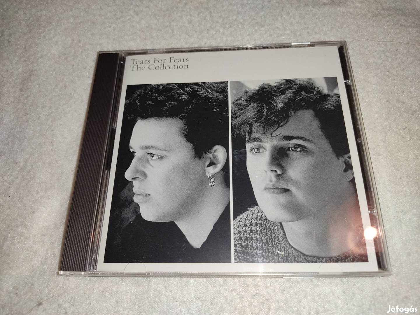 Tears For Fears - The Collection CD karcmentes