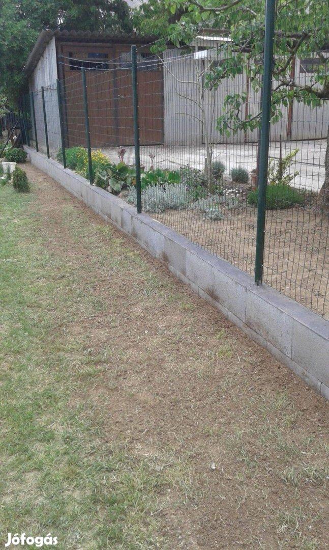 Térkövezés kertepites fentartast vállalunk