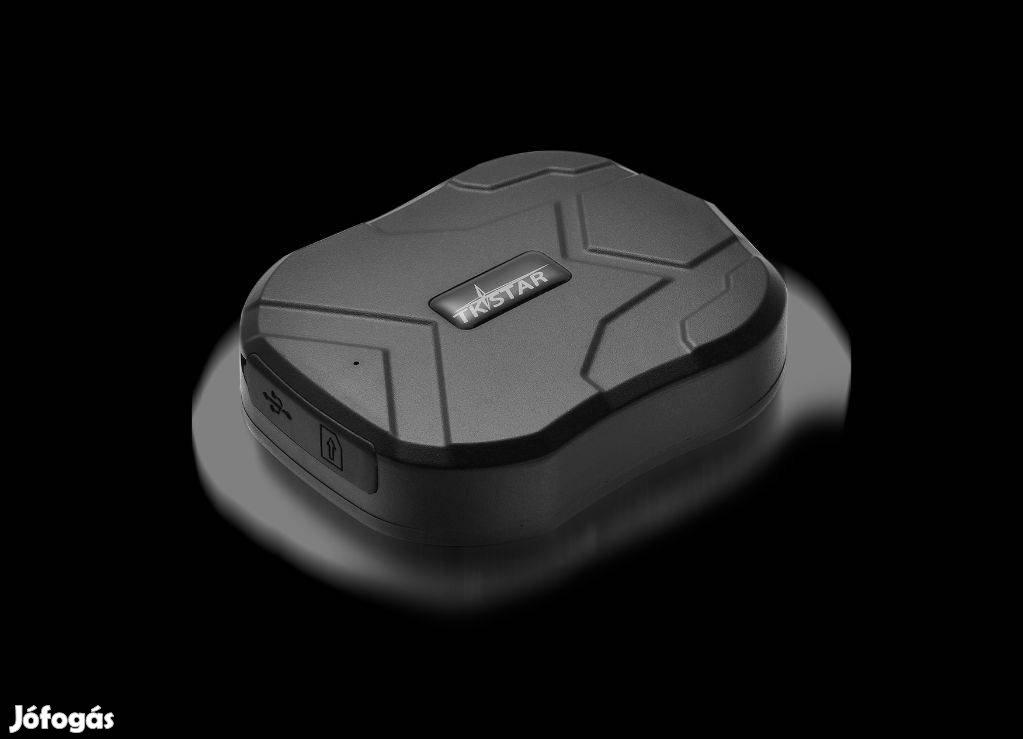 Tkstar TK905 mágneses 5.000 mAh GPS nyomkövető, GPS nyomkövetés