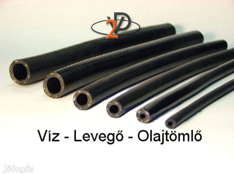 Tömlő; Ipari gumitömlő; Víz tömlő; Levegő tömlő; Locsoló cső; Slag;