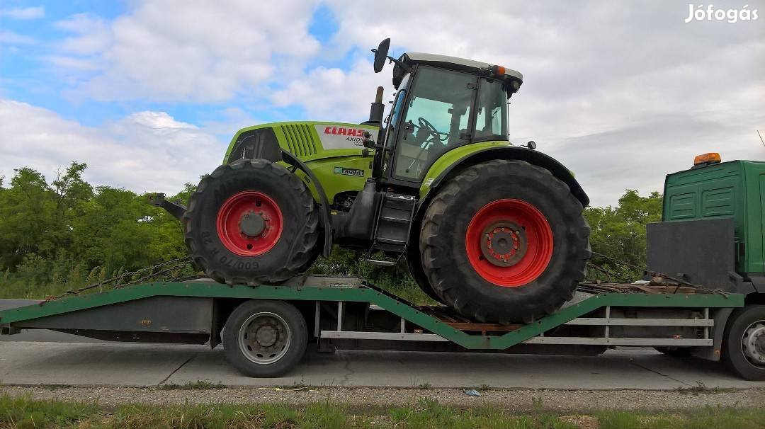 Traktor, Permetező, Öntöződob, Targonca, Gépszállítás, 1. Kép
