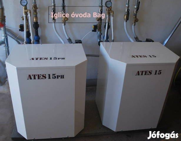 Tűzifát és szenet cseréljük le hatékonyabb ATES hőszivattyúval