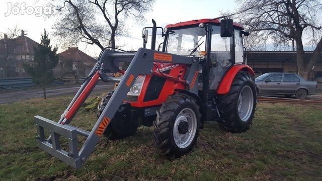 Új Black Power homlokrakodó traktorra-Nem Zártszelvény!Műbizonylattal!