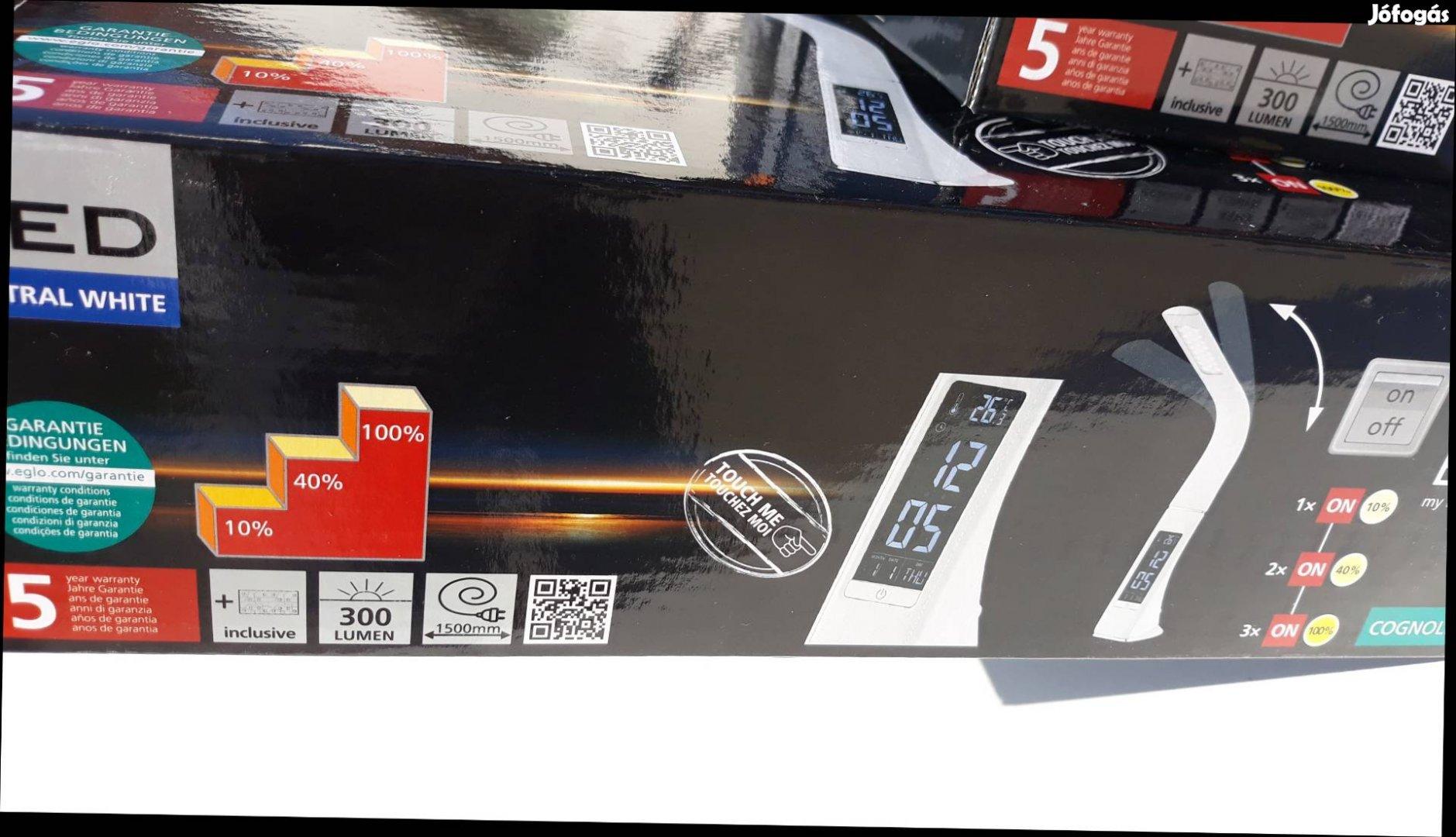 Új Eglo LED íróasztali lámpa olvasó lámpa, 3. Kép