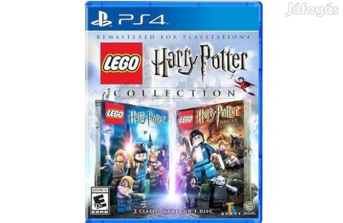 Új LEGO Harry Potter Collection PS4 Játék