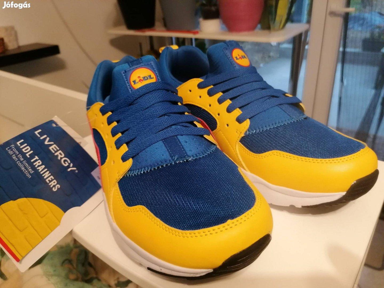 Új Limitált Lidl sneaker Sportcipő cipő 38 39 40