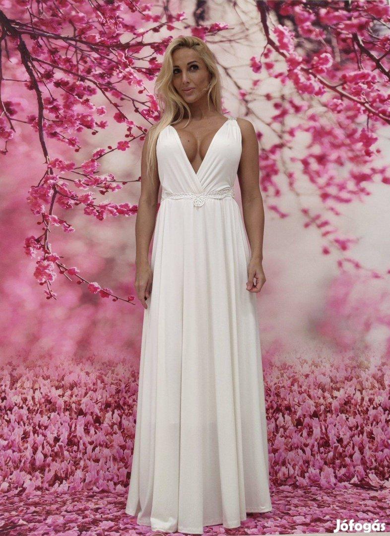 Új Menyasszonyi Esküvői Ruha