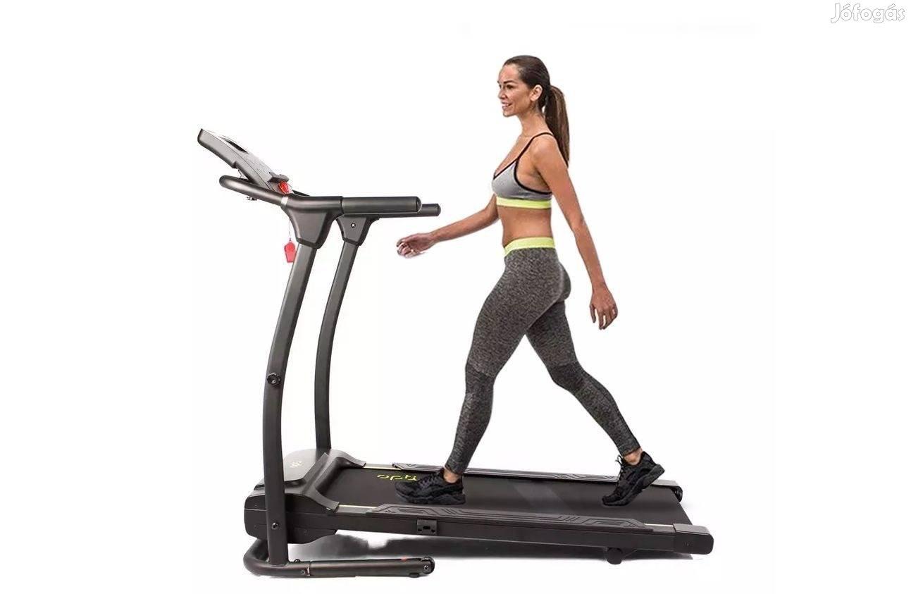 Új Opti elektromos gyaloglópad futópad futógép