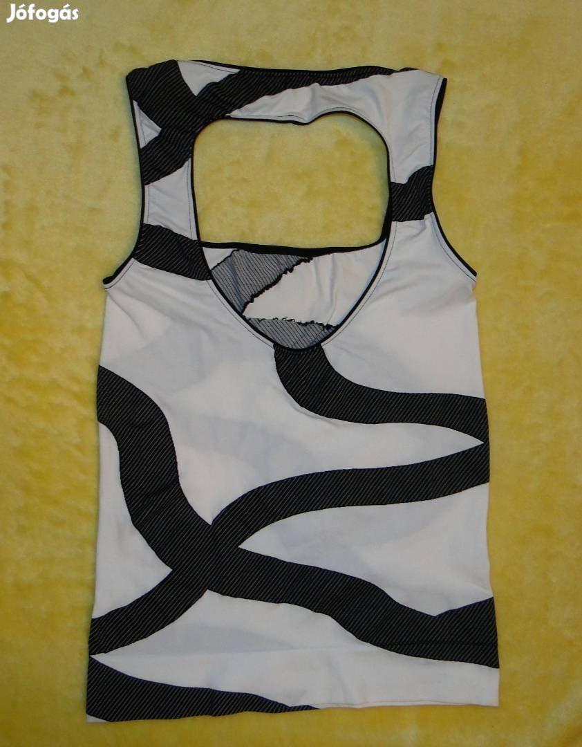 Új Sisi trikó , felső S - M Amnesia Envy Mayo is nálam, 2. Kép