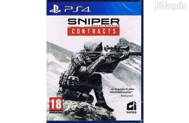 Új Sniper Ghost Warrior Contracts PS4 játék