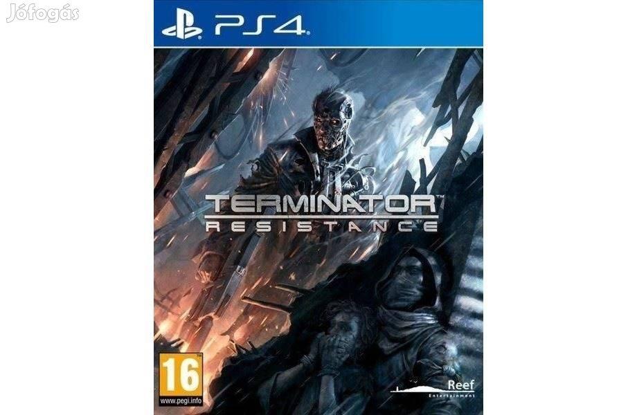 Új Terminator Resistance PS4 játék