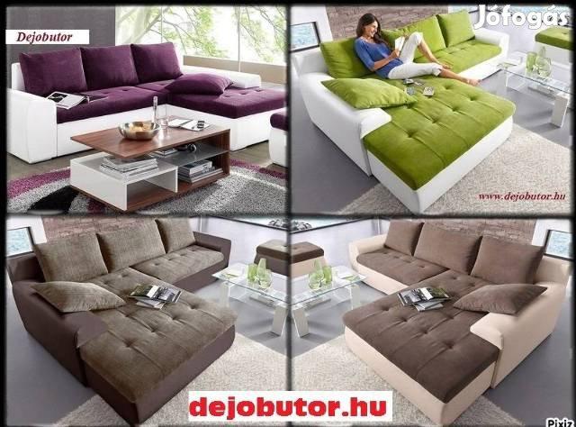 Új kanapé ülőgarnitúra sarok 109000Ft tól + 600 akciós modell készlet, 2. Kép