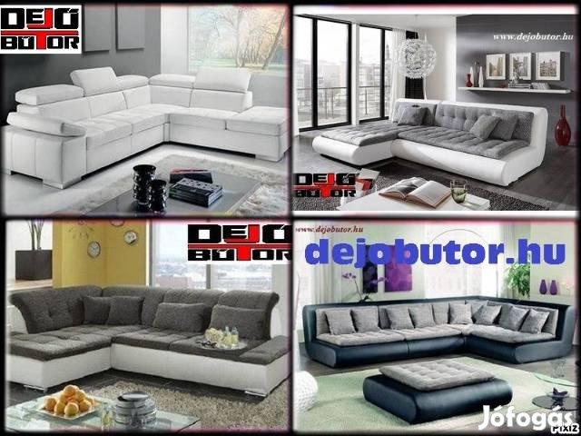Új kanapé ülőgarnitúra sarok 109000Ft tól + 600 akciós modell készlet, 7. Kép