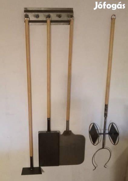 Új kemence eszközök szettben vagy egyesével Eladók!