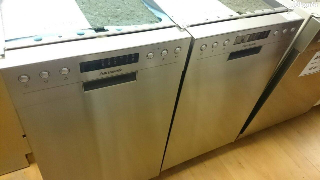 Új mosogatógép 3 év garanciával akciós áron eladó, 1. Kép