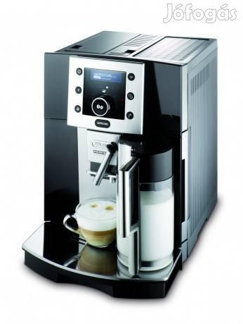 Újszerű Delonghi automata kávégép kávéfőző Bemutatóterem. Fehérvári út