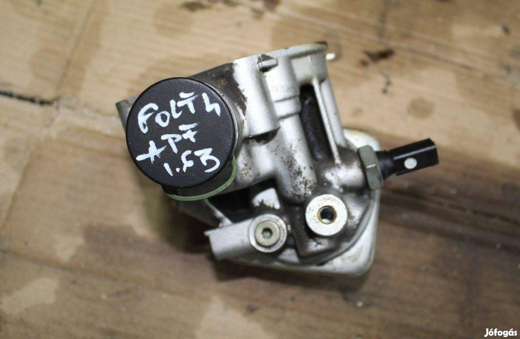 VW Golf 4 1.6 B '02 olajszűrőház 06A115417