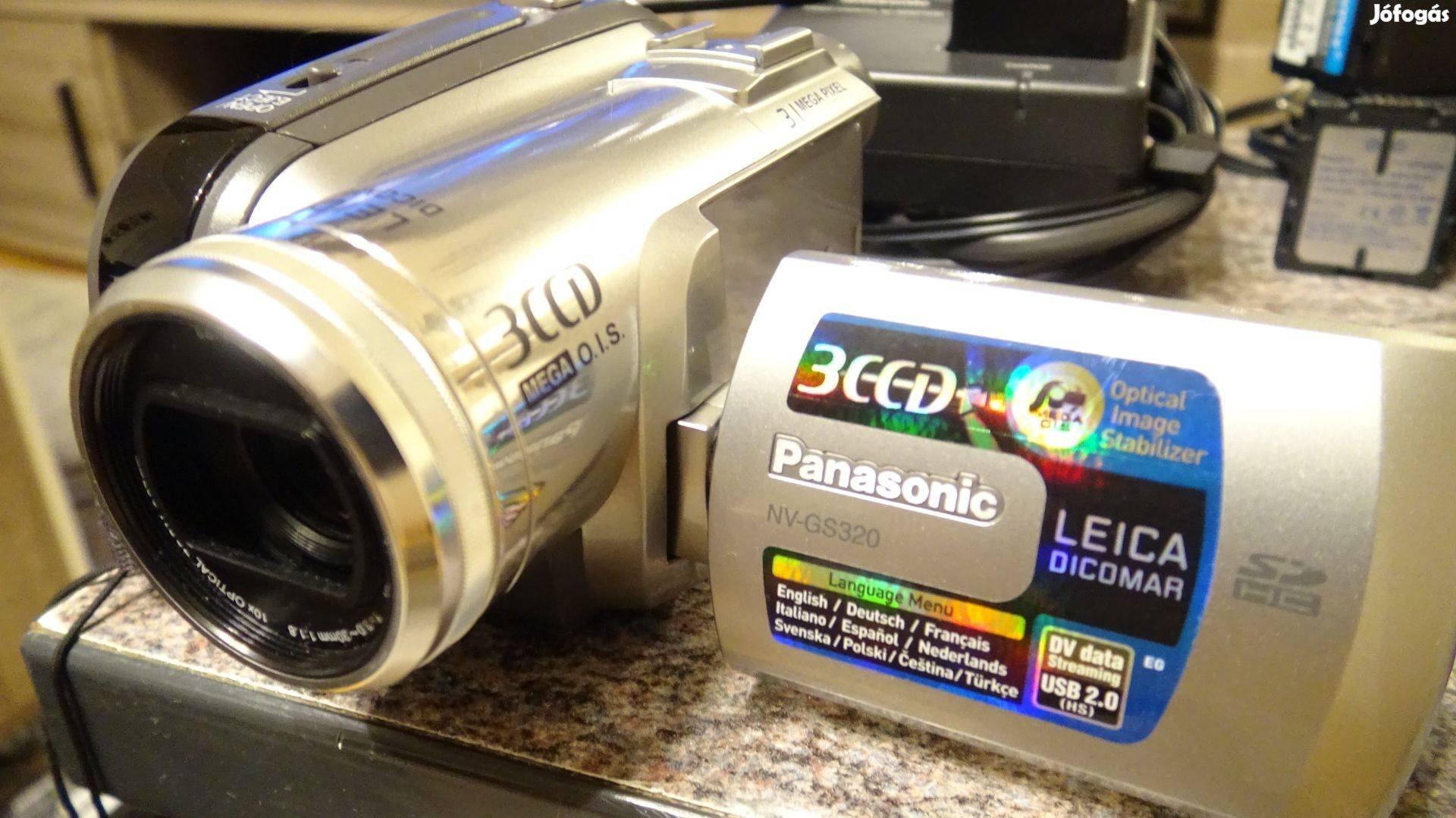 Video8, HI8, Digital8, Minidv kamerák kifogástalan állapotban eladó!
