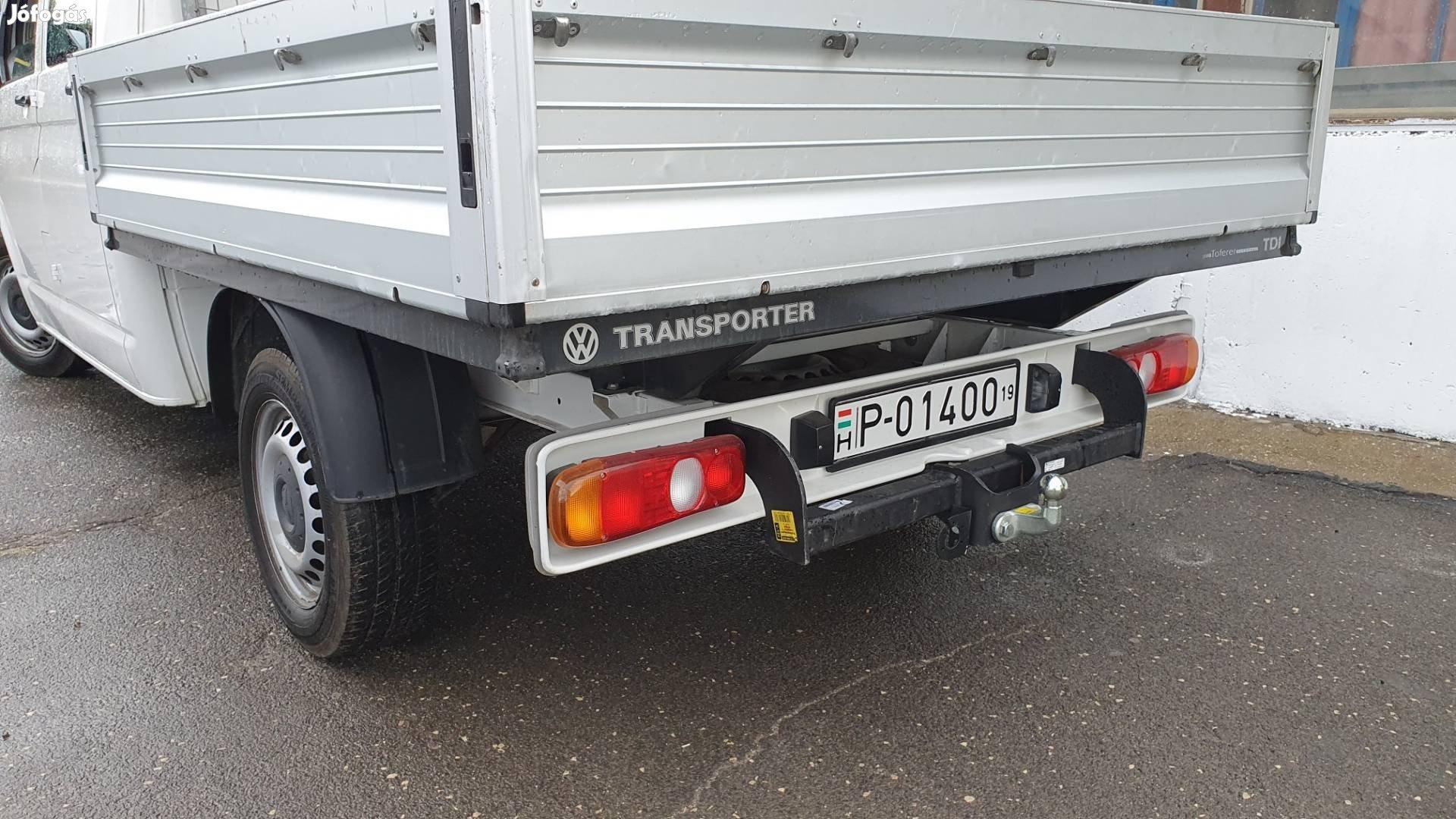 Volkswagen Transporter T5 vonóhorog.