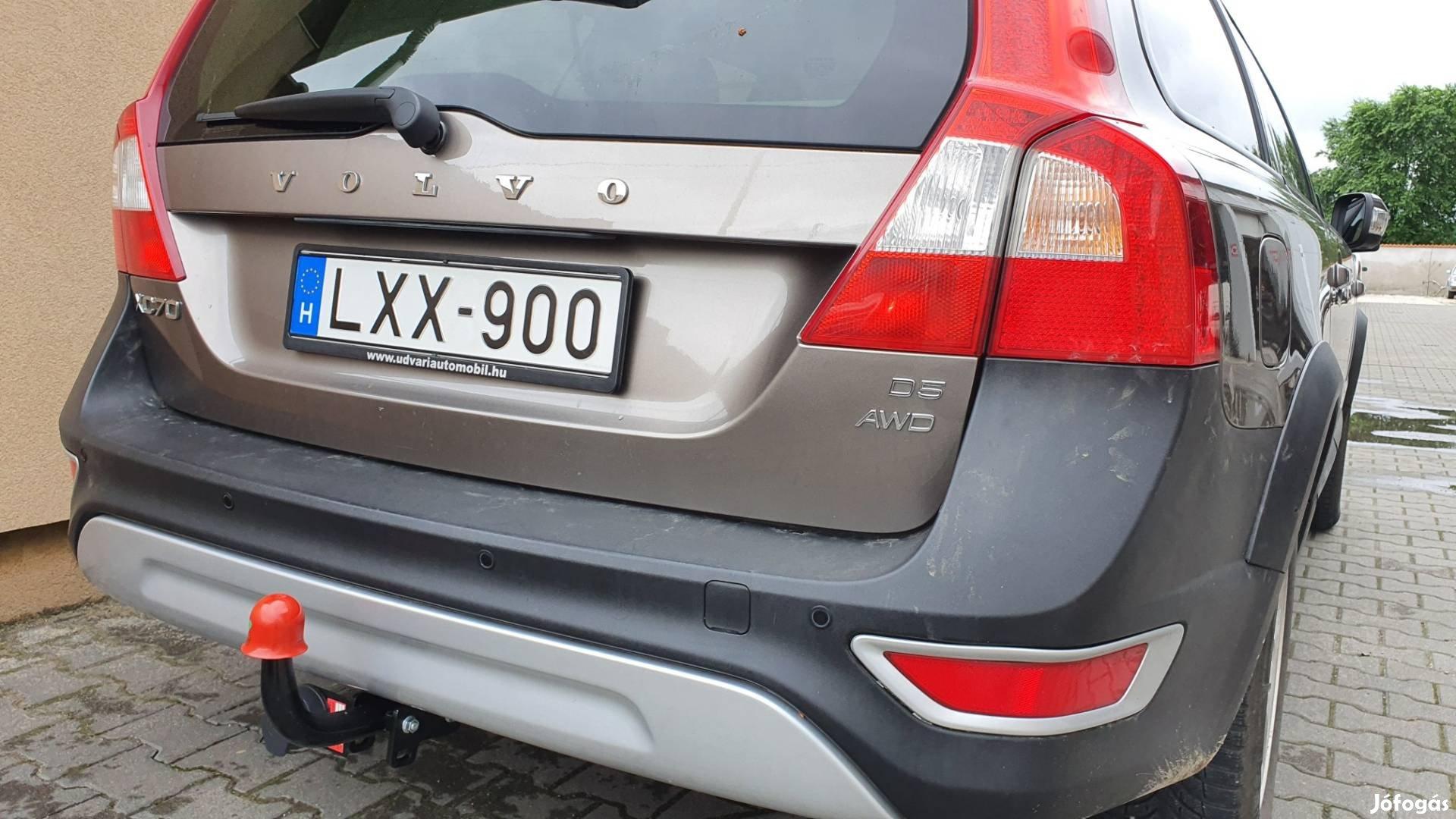 Volvo XC 70 vonóhorog