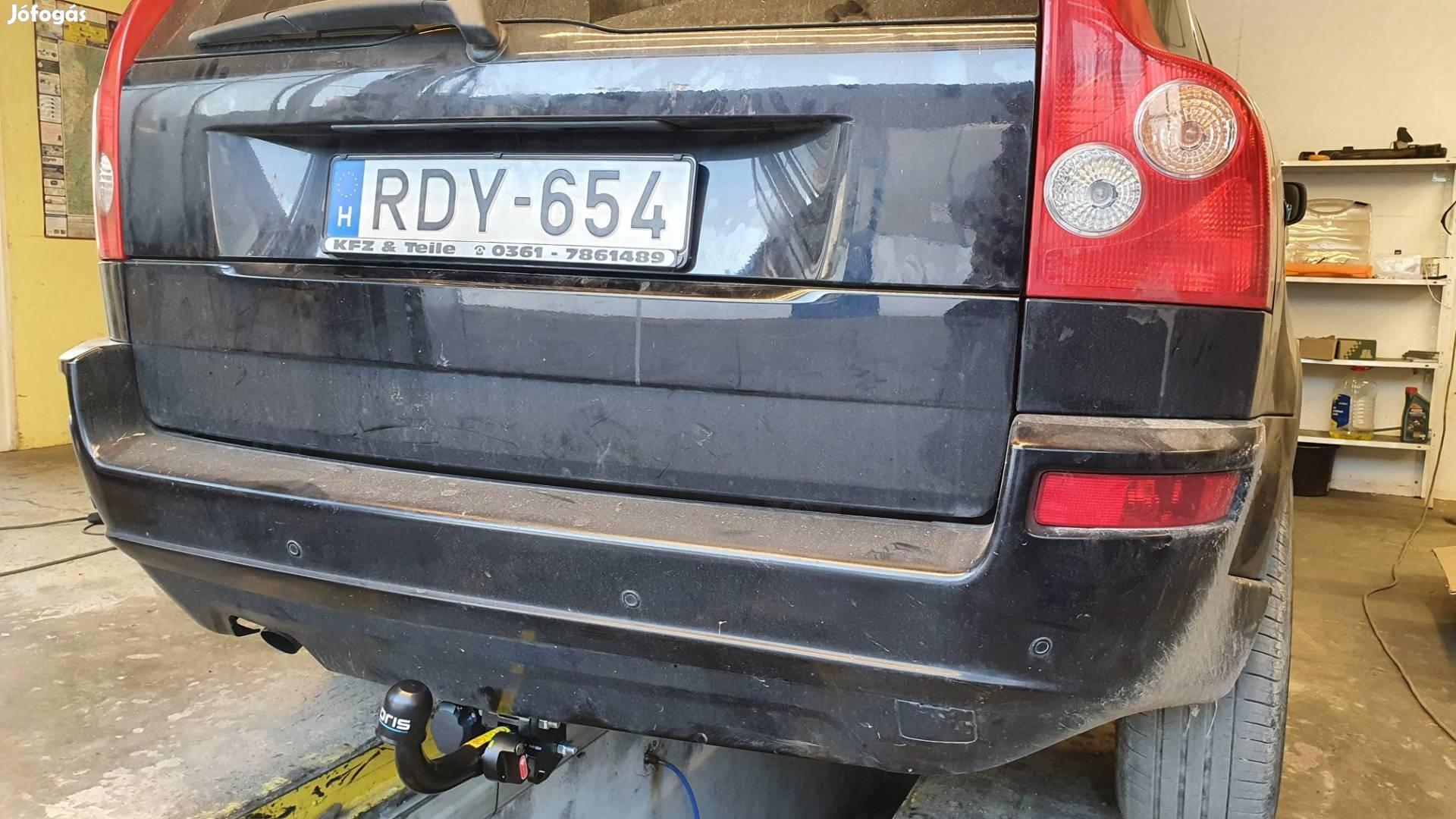 Volvo Xc90 vonóhorog