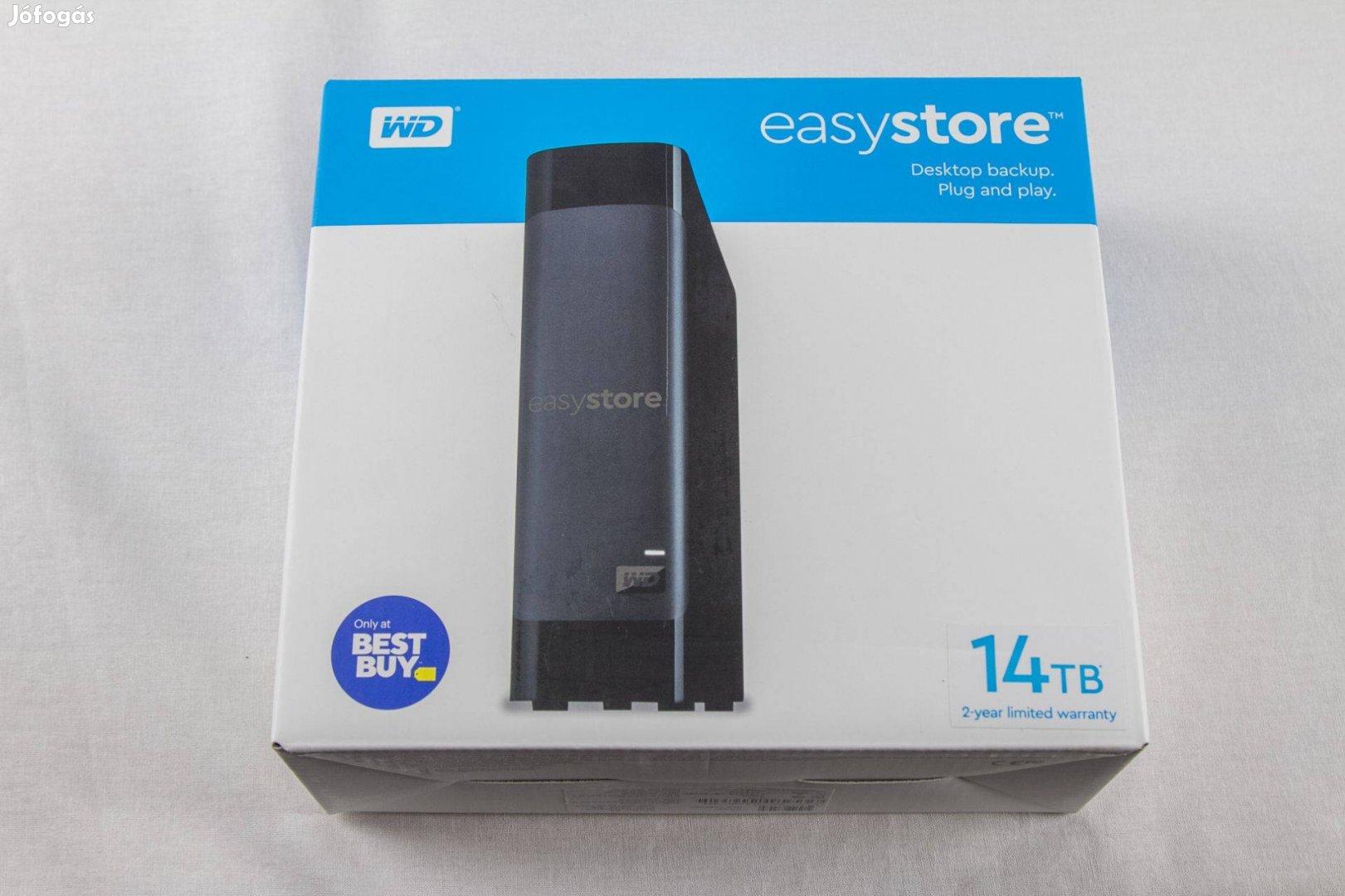 Western Digital Easystore 10TB External USB 3.0