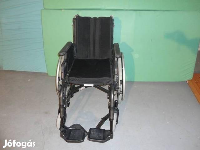 820a02378124 Kerekesszék toló kerekes szék kocsi tolószék tolókocsi rokkantkocsi, 1. Kép