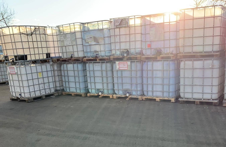 7979c6ebb1c2 IBC Tartály műanyagtartály konténer 1000l - Nyíregyháza, Szabolcs ...