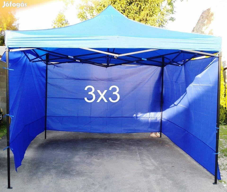 524b0aa7736a Zöld és kék 3x3 piaci rendezvény horgász sátor pavilon Összecsukható 26 000  Ft