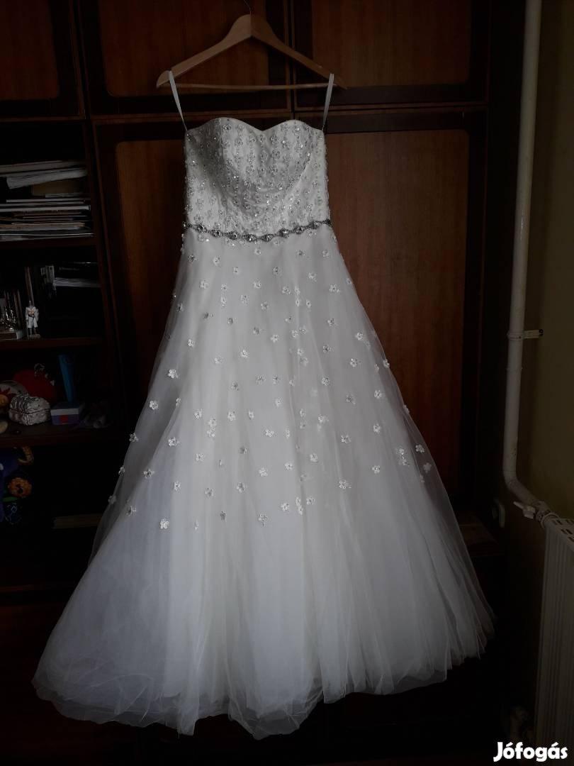 eee3fdf15f Menyasszonyi ruha, menyecske ruha - Hosszúpályi, Hajdú-Bihar