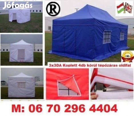 3x3DA árusító piacos Sör sátor pavilon Sátorgarázs és 4 oldalfal, 1. Kép