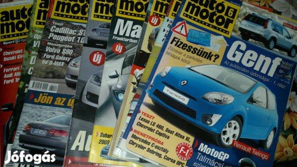 Autó/Motor magazinok: 15db újság! Talmácsi Ezüstérmes Motogp! - apro.tk - minden ami apróhirdetés