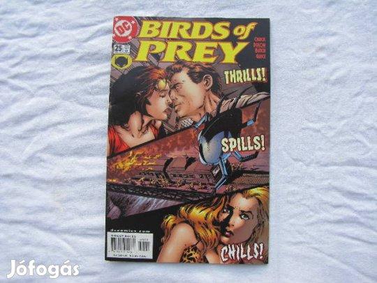 Birds of Prey képregény - Székesfehérvár - Angol nyelvû képregény Amerikából. A Jófogás nem vállal felelõsséget a hirdetésben szereplõ termékekért - Székesfehérvár