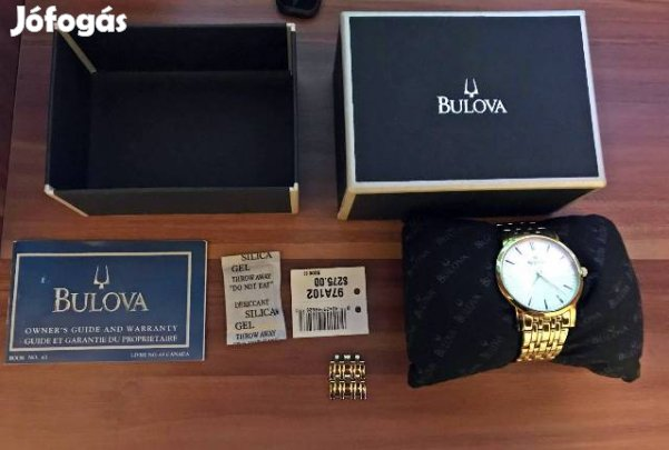 Bulova Thin Series óra 55e2b03da6