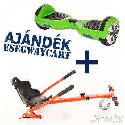 Esegway + Cart Hovercart Gokart Gocart, 1. Kép