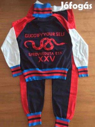 Gucci melegítő rugalmas anyagból 92b38cd0af
