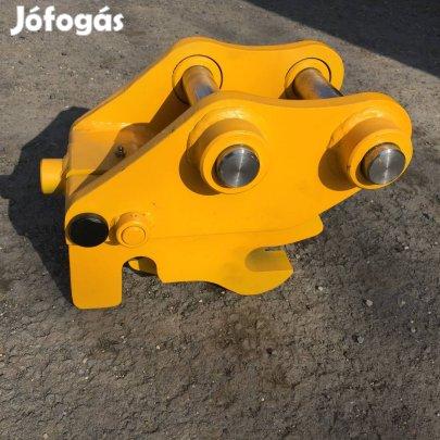 JCB 1CX Minikotró 8025 - 8035 Új Gyorscsatlakozó Kanál Gyorscserélő, 1. Kép